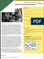 eNewsletter Sanitasi Total Berbasis Masyarakat STBM Juli 2012