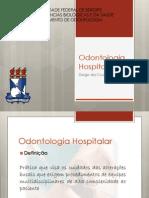 Aula Odontologia Hospitalar
