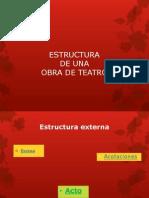 Estructura de Una Obra