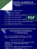 Aula7-Integração Numérica-Parte1