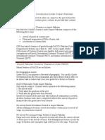 custom clearance Process.doc