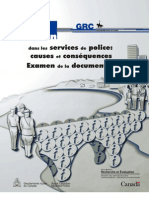 Corruption Dans Les Services de Police_causes Et Consequences_domenii de Risc_FR