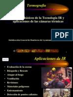 Aplicaciones Basicas de Las Camaras Termicas Ayto de Madrid