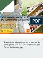 El perfil de los consumidores de alimentos ecológicos