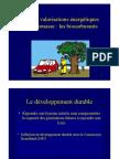 Valorisation Energetique de La Biomasse- Les Biocarburants