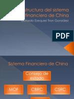 Estructura Del Sistema Financiero Chino