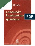 Roland Omnès - Pour comprendre la mécanique quantique [Chap1-5][Scan][LowR]