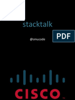 framsia stacktalk