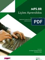 Lições Aprendidas na Implantação do MPS.BR - Softex