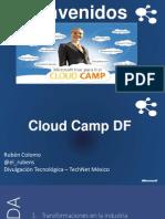 Cloud Camp Deck