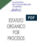 Estructura Organizacional Por Procesos y Funciones
