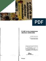 eBook El ABC de Las Instalaciones Electricas Residenciales