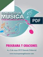 Congreso de Musica y Nueva Evangelización