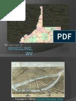 Glass Town of Wheeling, WV