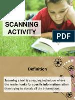 Scanning Activity (2)