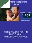 Taller Buentrato en Primera Infancia 1 Agosto 2012