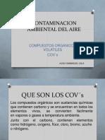 Contaminacion Ambiental Del Aire Cov