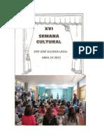 Xvi Semana Cultural en El Colegio Alcolea Lacal de Archena