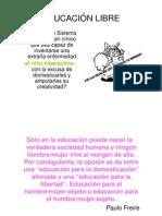 EDUCACIÓN LIBRE pdf (Kero)