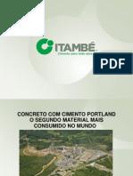 Palestra Itambe Concreto