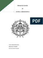 Manual Para Archivos de Gestion