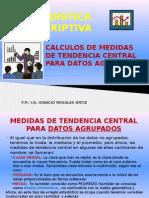 medidasdetendenciacentralparadatosagrupados-130109175900-phpapp01
