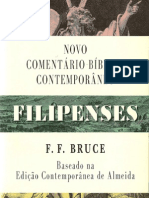 Filipenses - F. F. Bruce
