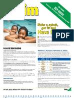 Toronto FUN Guide Spring / Summer 2009 (Swimming, Etobicoke District)