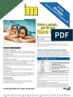 Toronto FUN Guide Spring / Summer 2009 (Swimming, Toronto-East York District)
