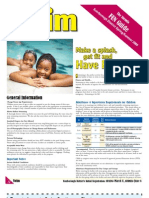 Toronto FUN Guide Spring / Summer 2009 (Swimming, Scarborough District)