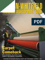 Dalton-Whitfield Economic Development Guide 2013