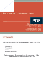 Slides Vidro Modificado
