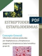 CLASE DERMA ESTAFILODERMIAS ESTREPTODERMIAS.pptx