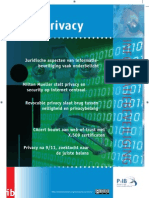 Privacy na 911 - zoektocht naar een juiste balans