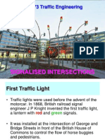 Signalised Intersections [170309]