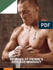 George St. Pierre Workout