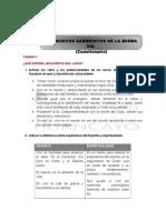 Cuestionario - Los Nuevos Sarmientos de La Misma Vid