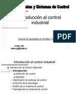 Automatas y Sistemas de Control