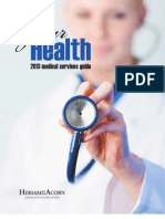Your Health 2013 Medical Services Guide