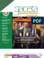 Gaceta 305 21 Abril 2013