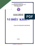 Giáo trình Vi điều khiển - Ths.Phạm Hùng Kim Khánh