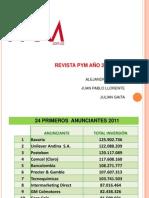 EXPO PYM 2011 Y 2012