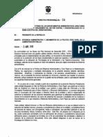 Directiva Presidencial 04 de 2012 Cero Papel