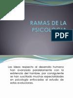 Ramas de La Psicologia1