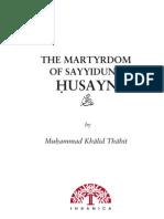 Martyrdom Of Husayn V1