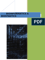 Paper - 4[1].2 - Bioinformatics & Biostatistics Unit 1