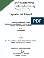 Leyendas Del Talmud Zeraiim  RAV MOSHE BASRI