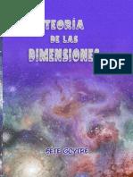 Teoria de Las Dimensiones