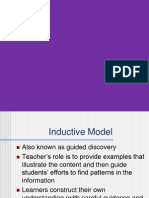 Inductive Model 1