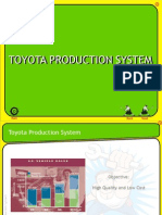 Toyota Productiotn System